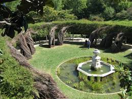 Dumbarton Oaks Gardens: The Ellipse
